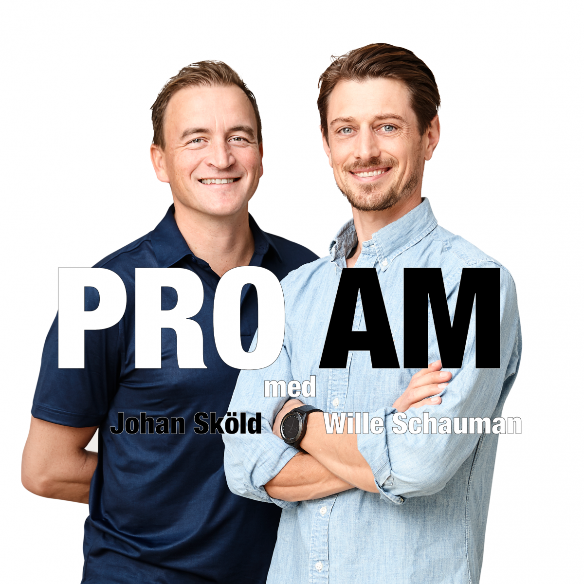 Pro Am – ny podcast producerad av oss